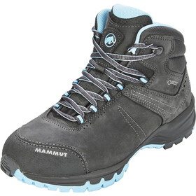 Mammut Nova III Mid GTX Shoes Damen graphite-whisper